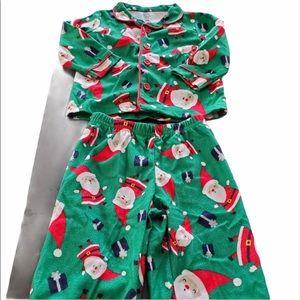 Christmas Santa Pyjamas 12 Months